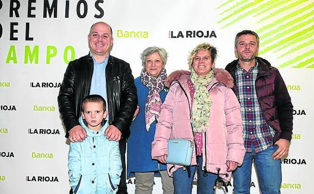 Premios del campo - La Rioja